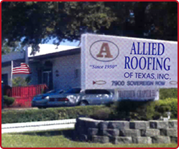 Allied Roofing of Texas, Inc. Office